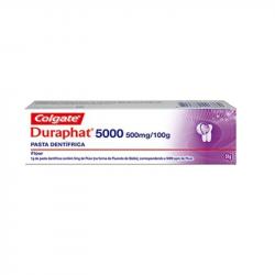 Duraphat 5000 500mg/100g Pasta Dentífrica 51g