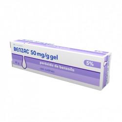 Benzac 50 mg/g Gel 40g