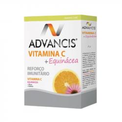Advancis Vitamina C + Equinácea 30comprimidos