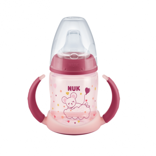 Nuk First Choice Night Biberão Aprendizagem 6-18m 150ml