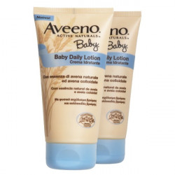 Aveeno Baby Daily Lotion 2x150mL