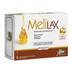 Melilax Adult 6 microclisteres