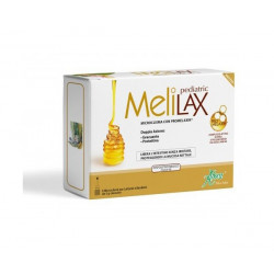 Melilax Pediatric 6 microclisteres